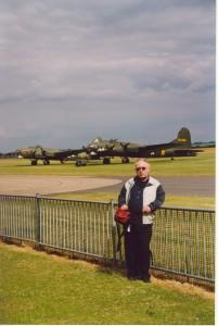 duxford B-17