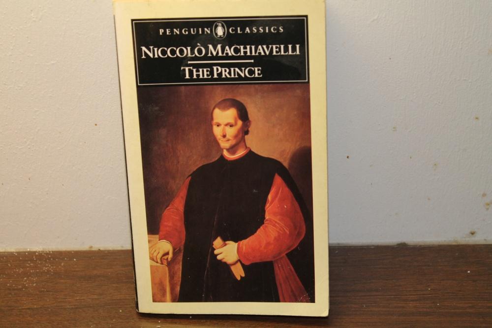 NICOLO MACHIAVELLI (1469-1527)