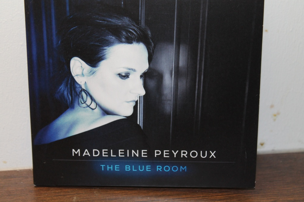 MADELEINE PEYROUX : THE BLUE ROOM