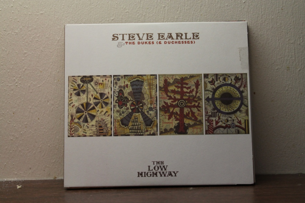 STEVE EARLE : THE LOW HIGHWAY