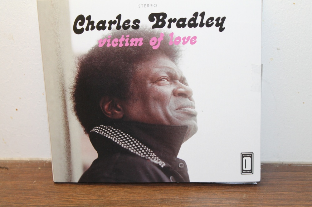 Charles Bradley : Victim of love.