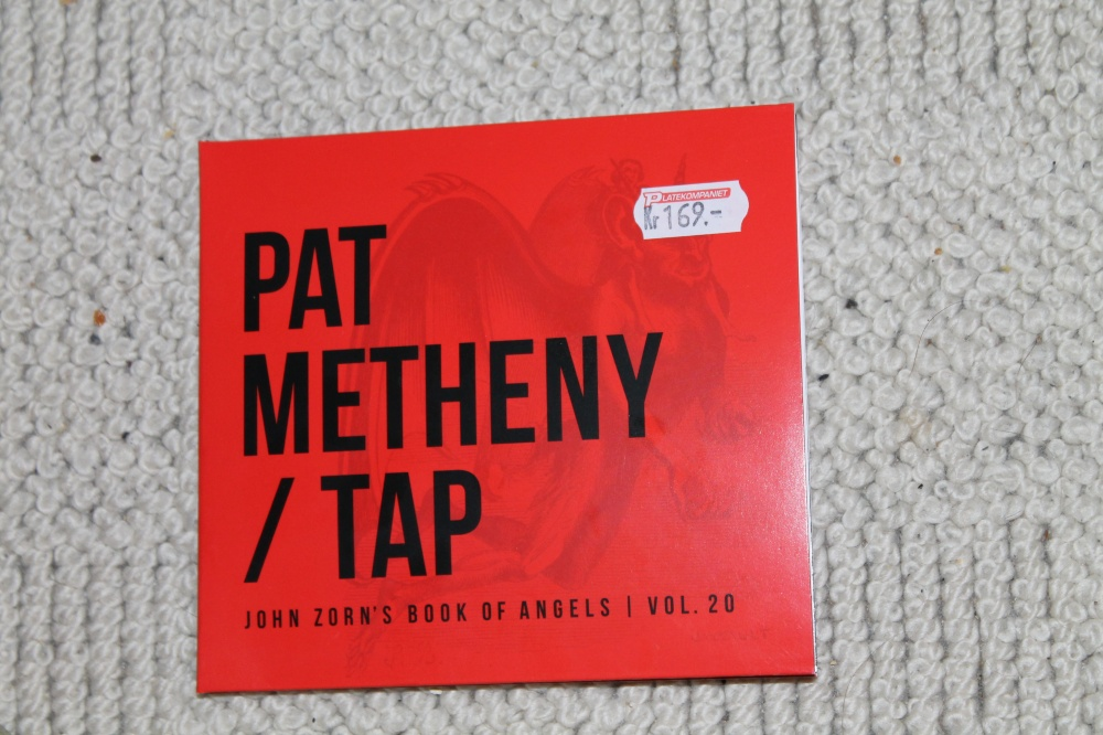 PAT METHENY/TAP