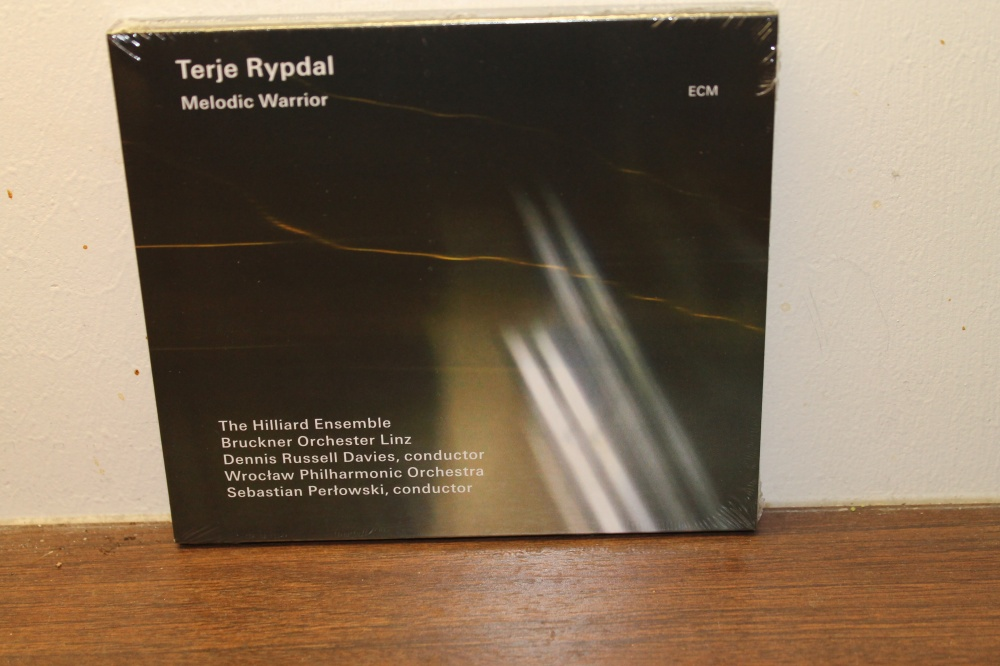 Terje Rypdal : MELODIE WARRIOR