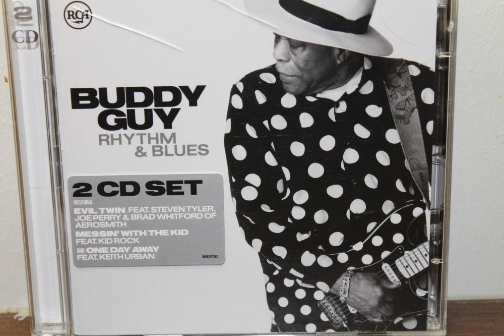 Buddy Guy : RHYTM & BLUES