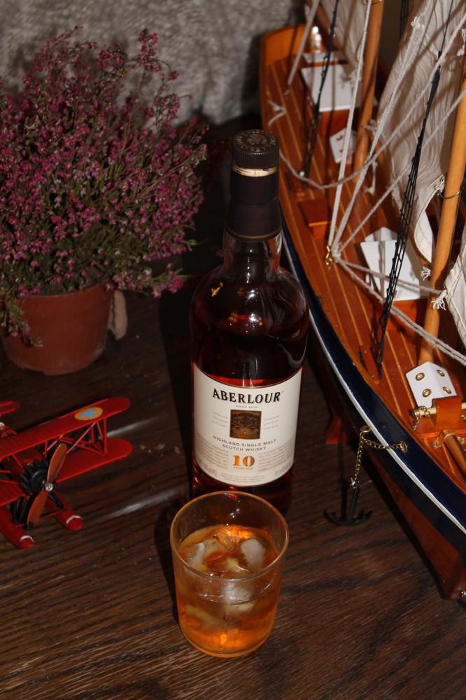 Tester ny maltwhisky