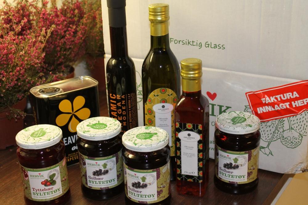 Produkter fra Hervik