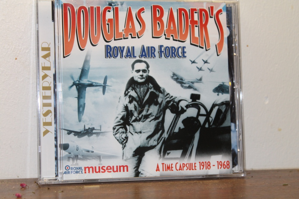 DOUGLAS BADER`S ROYAL AIR FORCE
