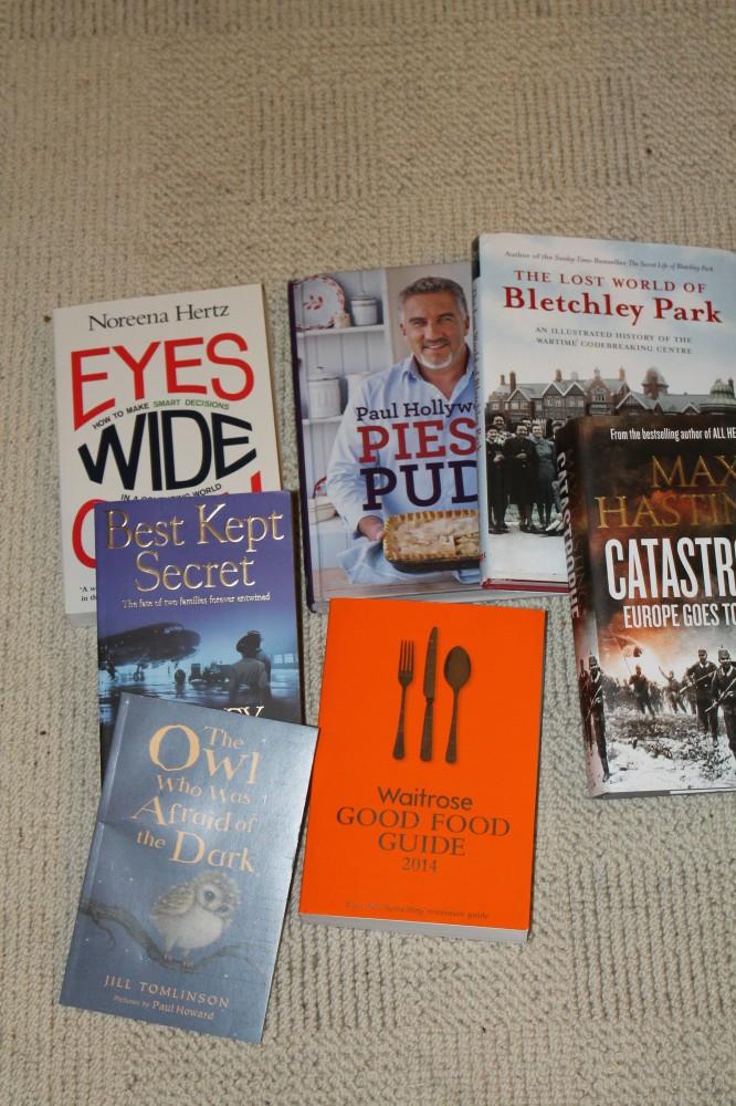 Nye bøker fra AMAZON