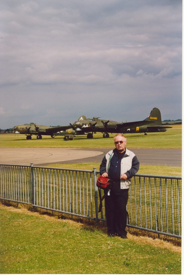 B-17 Duxford