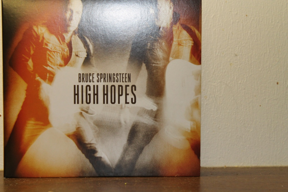 BRUCE SPRINGSTEEN : HIGH HOPES