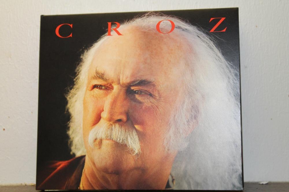 DAVID CROSBY : CROZ