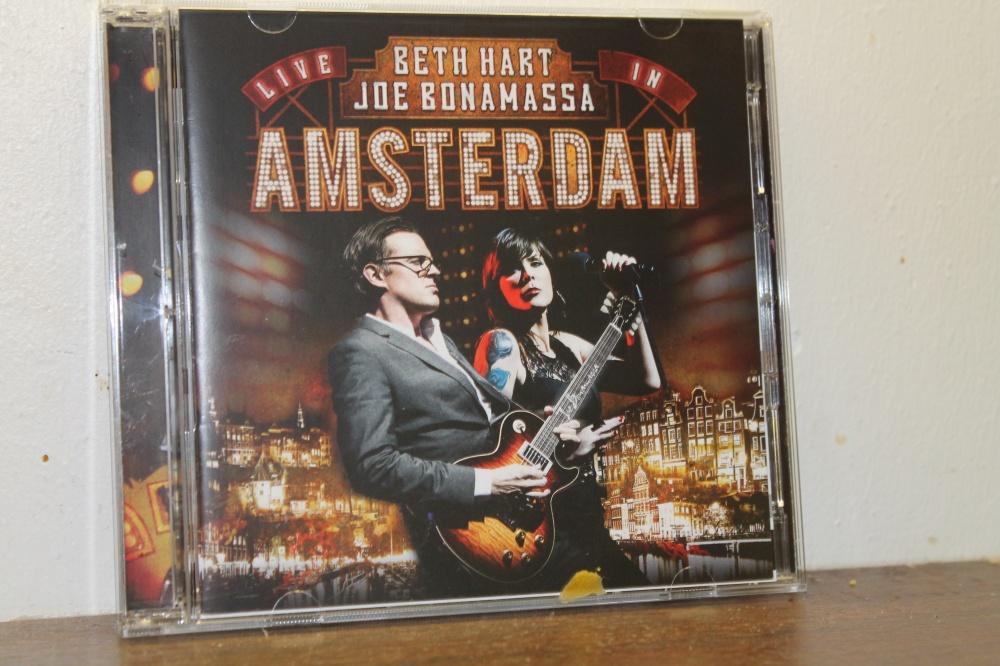 BETH HART JOE BONAMASSA : LIVE IN AMSTERDAM