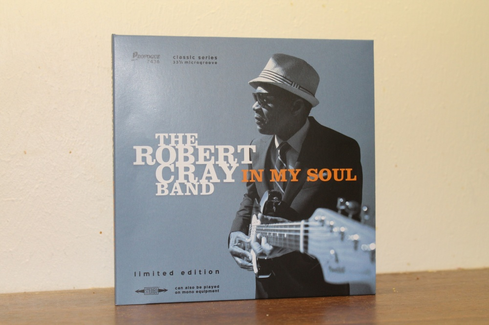 THE ROBERT CRAY BAND : IN MY SOUL