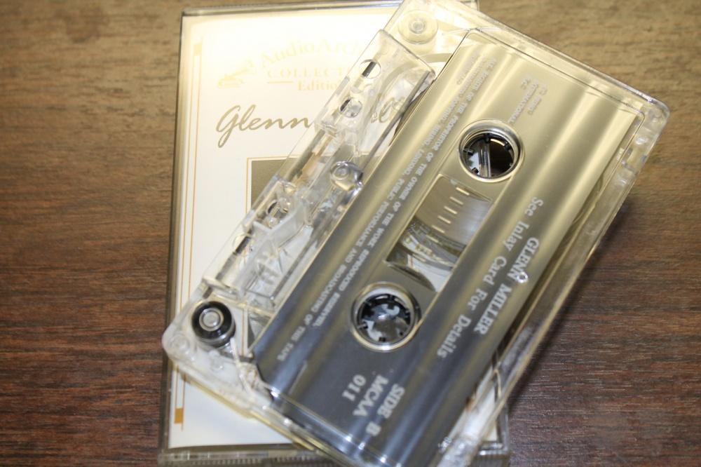 Musikk kasset