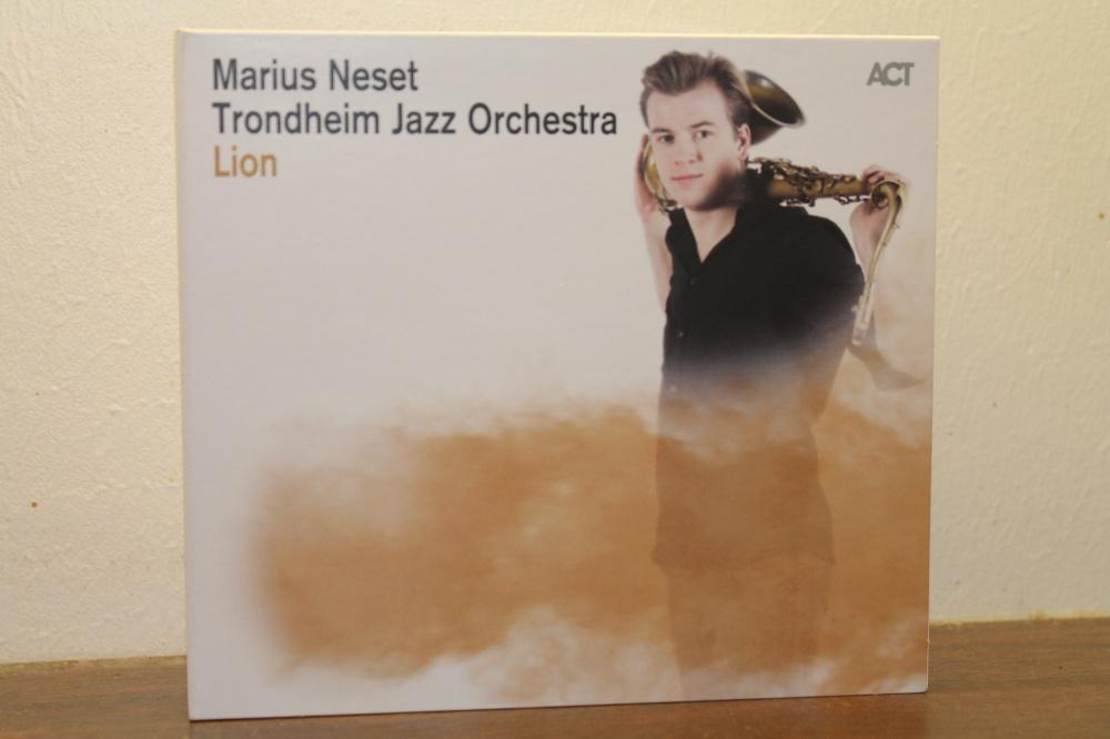 Marius Neset,Trondheim Jazz Orchestra : Lion