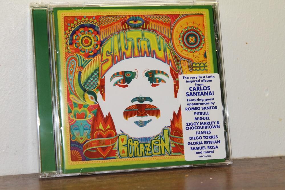CARLOS SANTANA : CORAZON