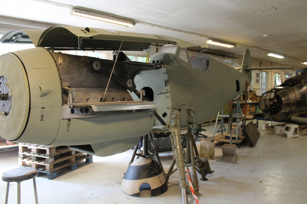 Messersmith BF109