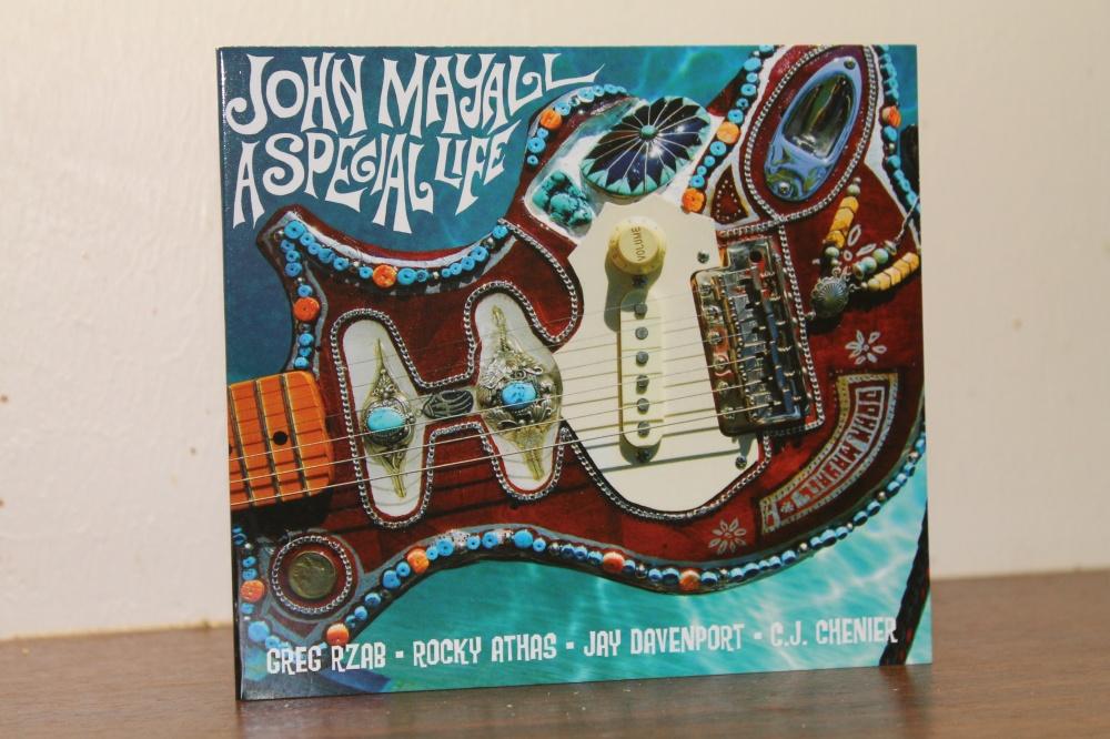 JOHN MAYALL : A SPECIAL LIFE