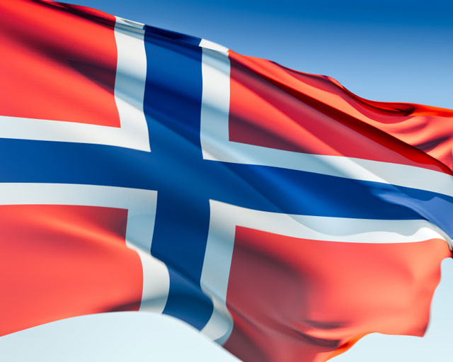 norsk flagg 1