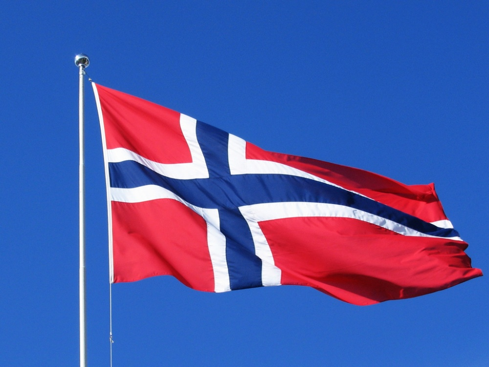 norsk flagg 3