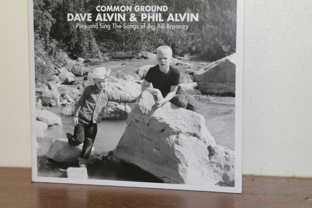 COMMON GROUND,Dave Alvin & Phil Alvin Play and Sing The Songs of Big Bill Broonzy