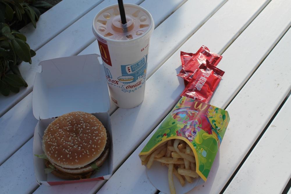 BigMac meny