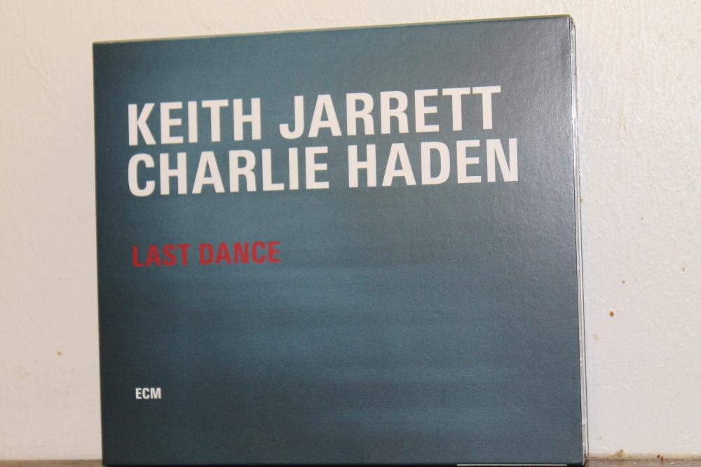 KEITH JARRETT/CHARLIE HADEN : LAST  DANCE