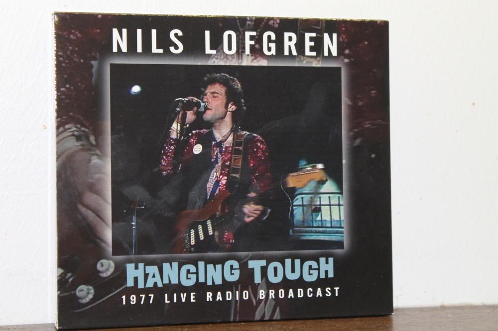 NILS LOFGREN : HANGING TOUGH