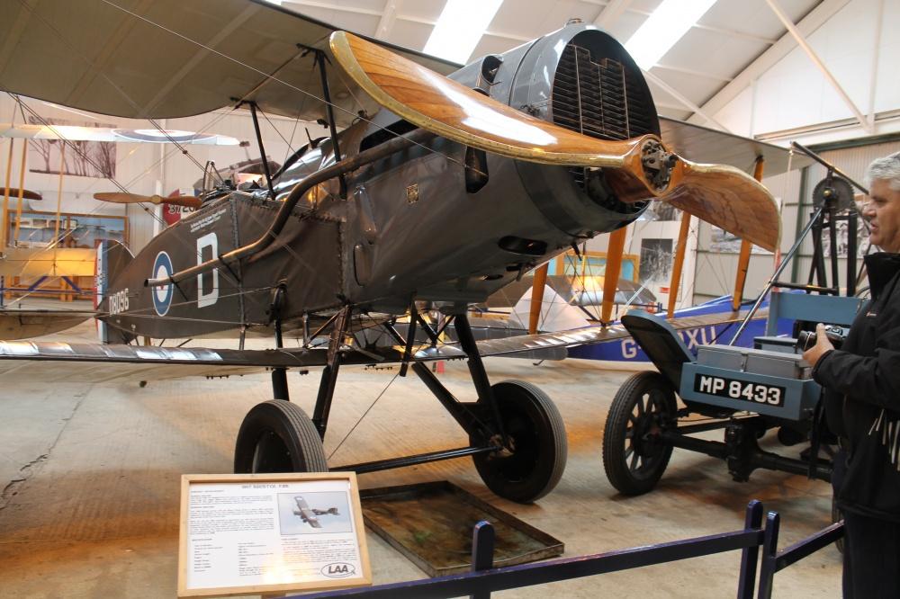 1917 BRISTOL F.2B