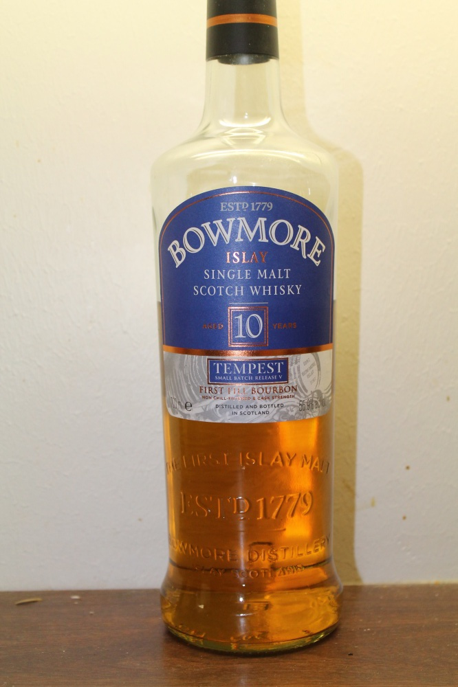 BOWMORE  10 year