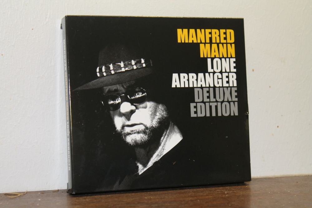 MANFRED MANN: LONE ARRANGER  .DELUXE EDITION
