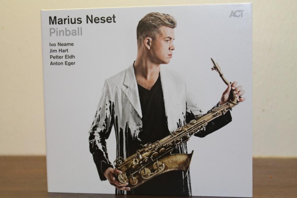 MARIUS NESET :  PINBALL
