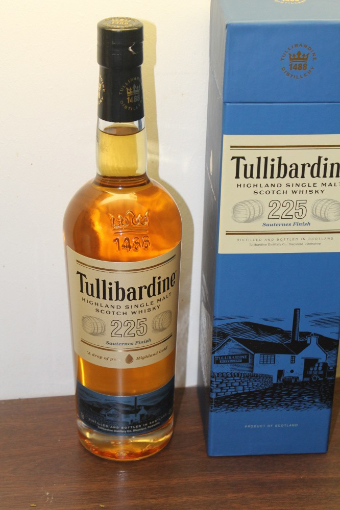 TULLIBARDINE  Single Malt Scotch Whisky