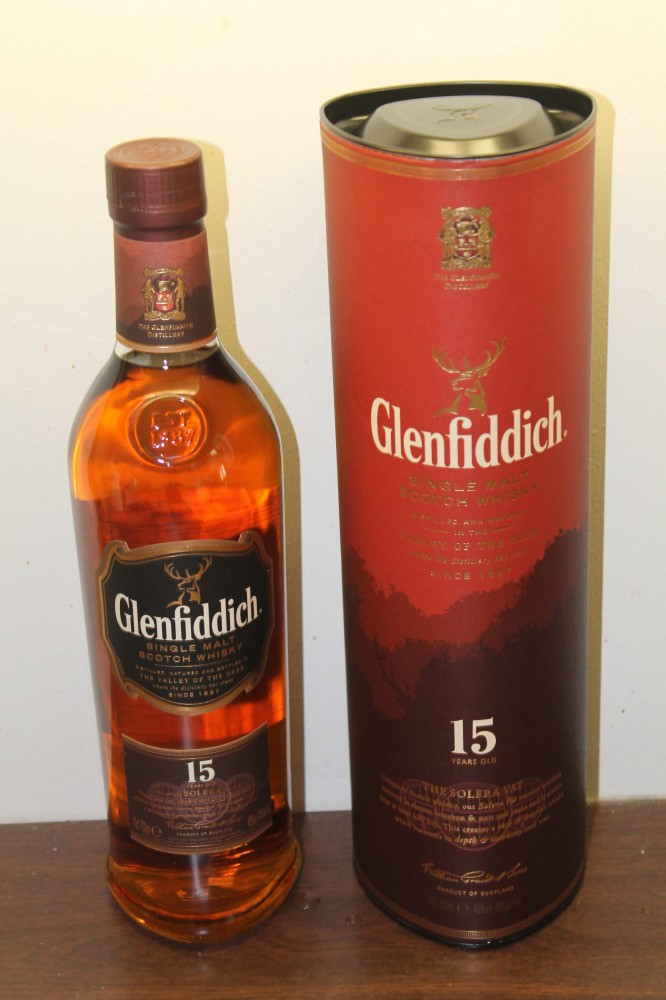 GLENFIDDUICH 15 YEAR OLD