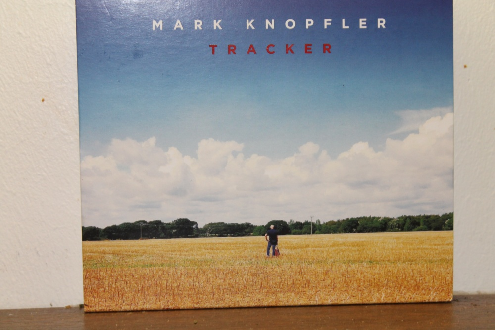 MARK KNOPFLER : TRACKED