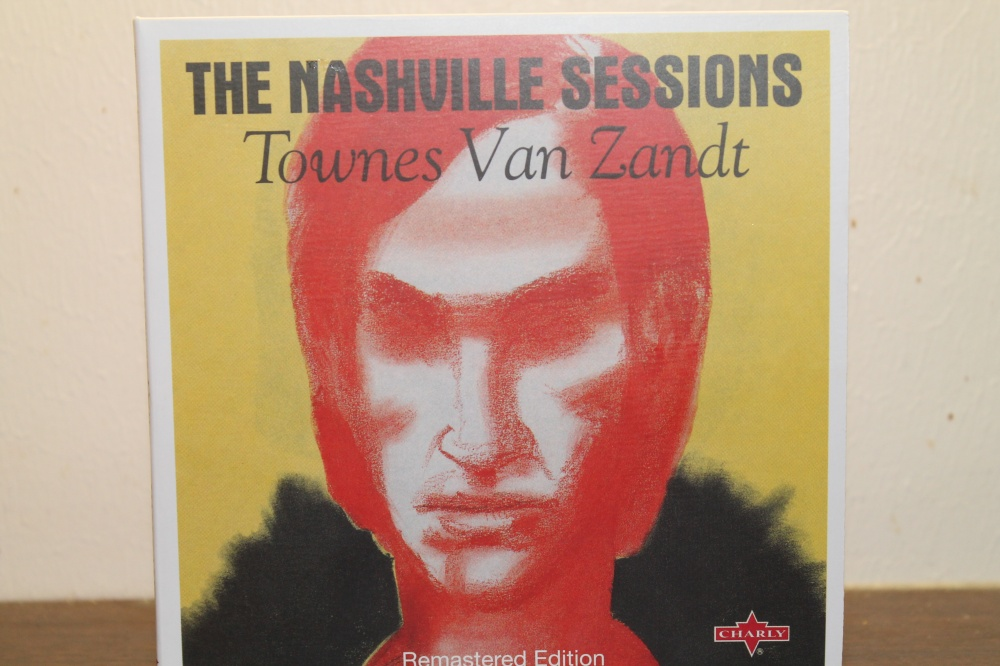 Townes Van Zandt THE NASHVILLE SESSIONS