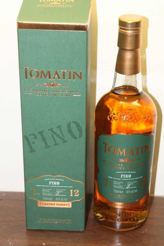 TOMATIN FINO 12 YEARS