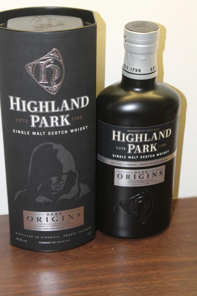 HIGHLAND PARK-DARK ORIGINS
