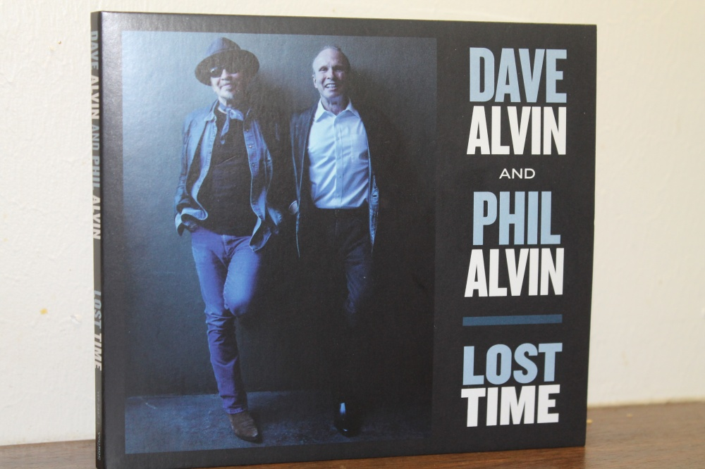 DAVE and PHIL ALVIN : LOST TIME