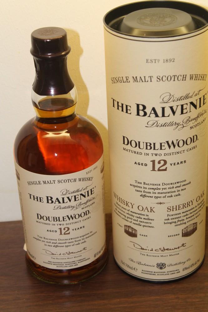 THE BALVENIE DOUBLEWOOD 12 år