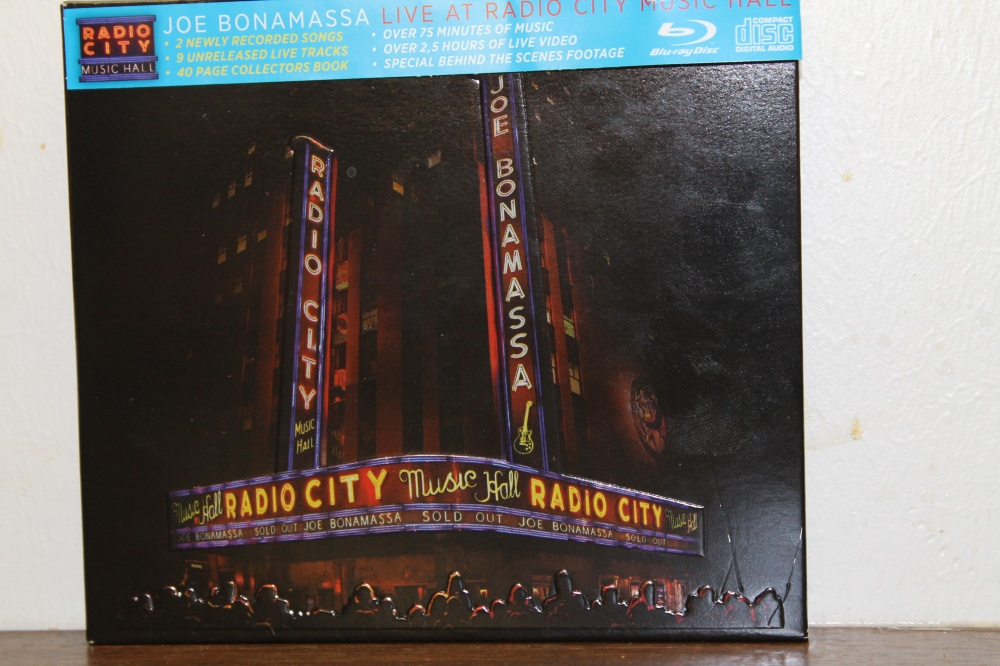JOE BONAMASSA :  RADIO CITY MUSIC HALL