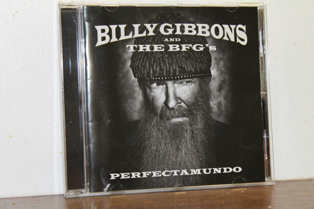 BILLY GIBBONS AND THE BFG'S : PERFECTAMUNDO