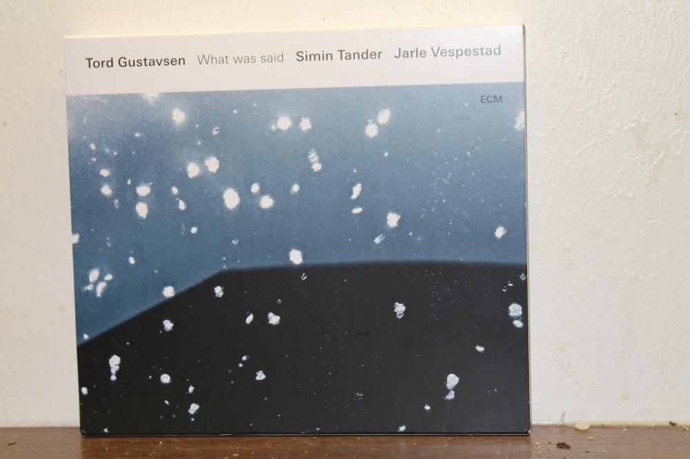 Tord Gustavsen : What was said.
