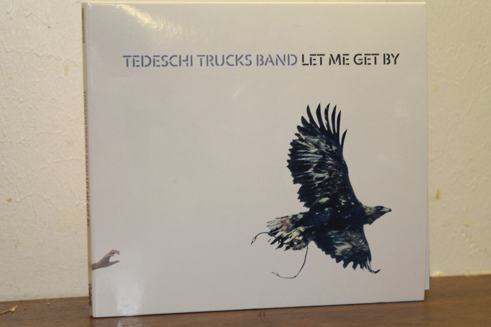 TEDESCHI TRUCKS BAND : LET ME GET BY