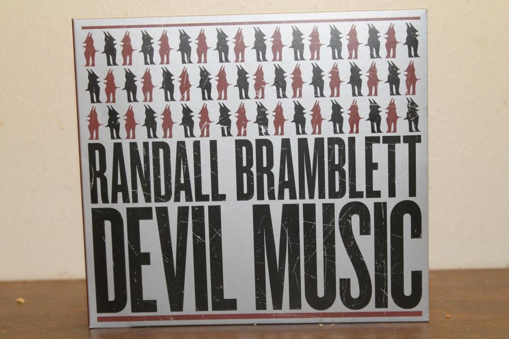 RANDALL BRAMBLETT :  DEVIL MUSIC