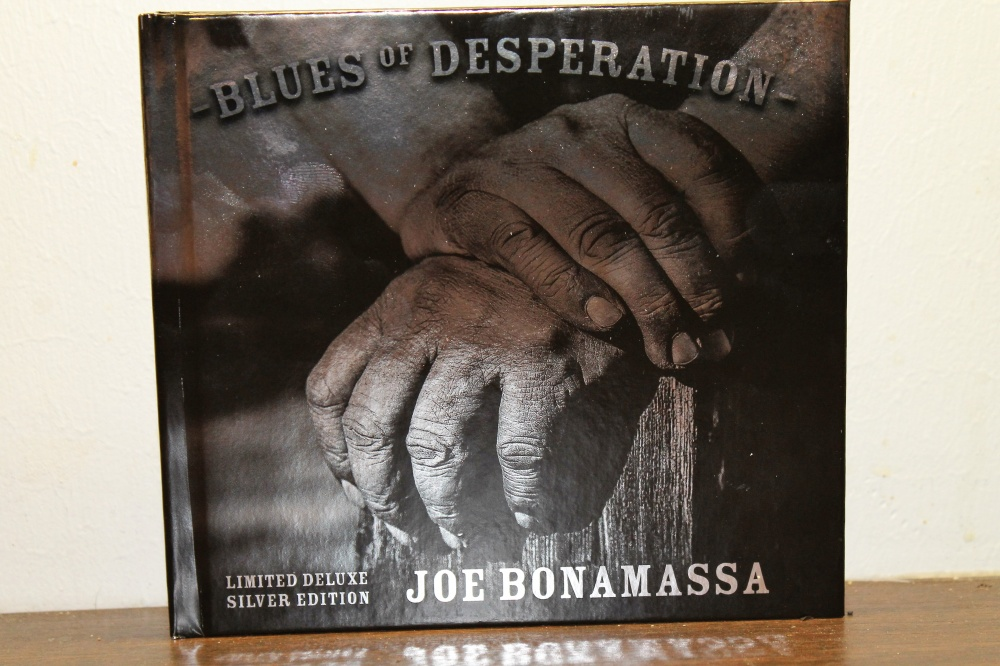 JOE BONAMASSA : BLUES OF DESPARATION