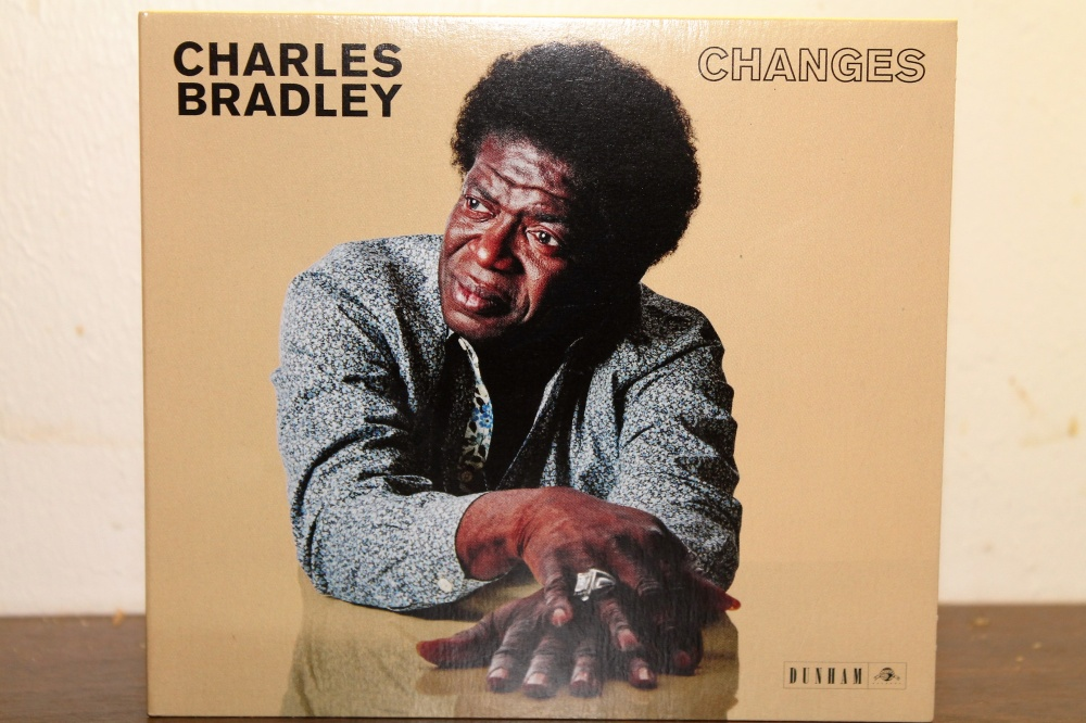 CHARLES BRADLEY : CHANGES