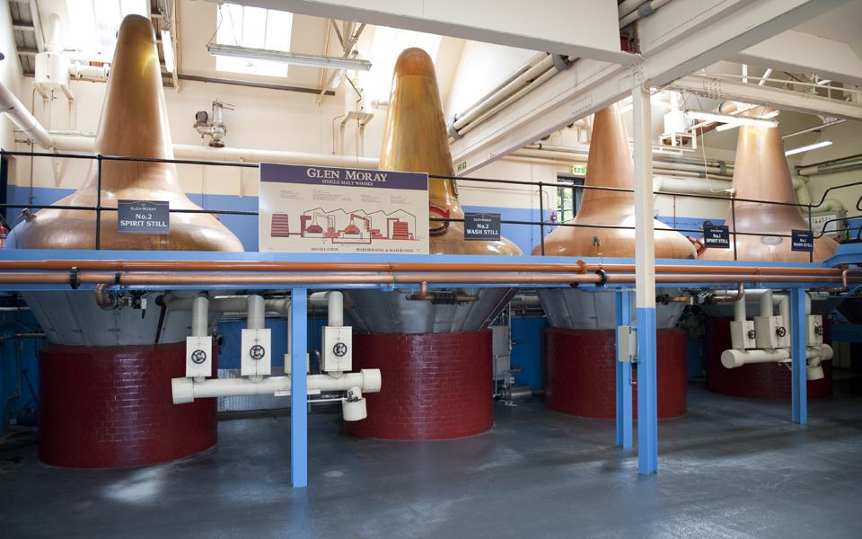 Destillasjonskolonner