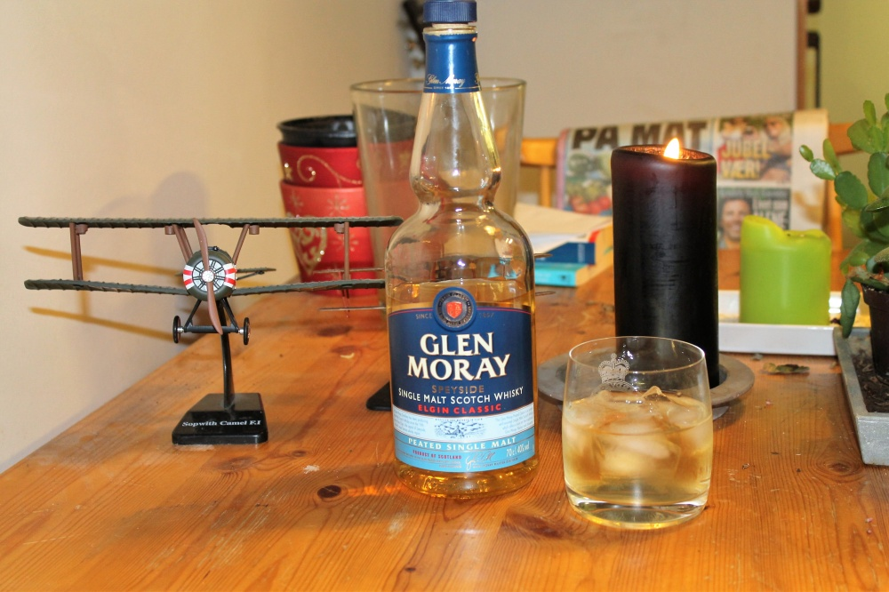 GLEN MORAY  -  SPEYSIDE - ELGIN CLASSIC