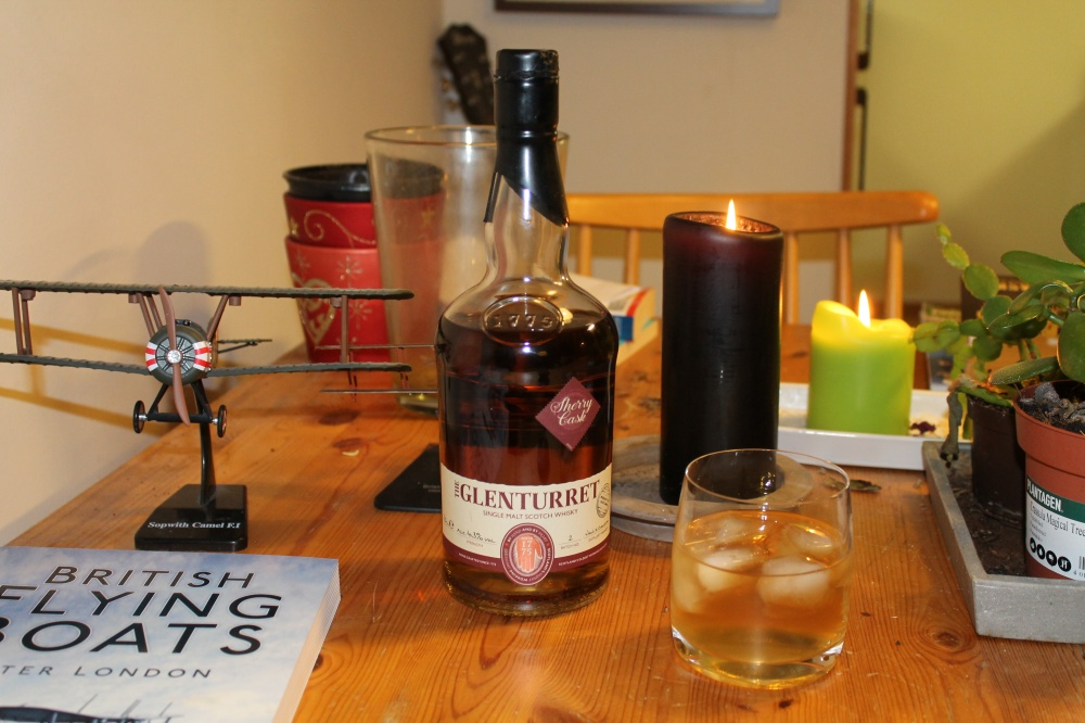 THE GLENTURRET - Sherry cask